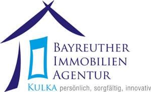 "Logo vom Bayreuther Immobilienmaker ""Bayreuther Immobilien Agentur Kulka"""